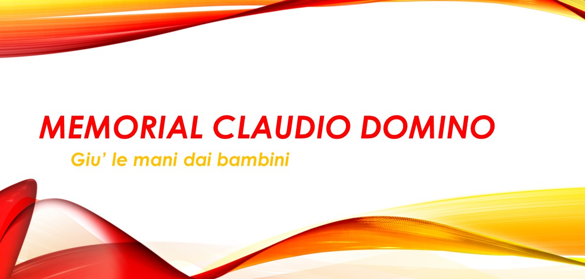 MEMORIAL CLAUDIO DOMINO
